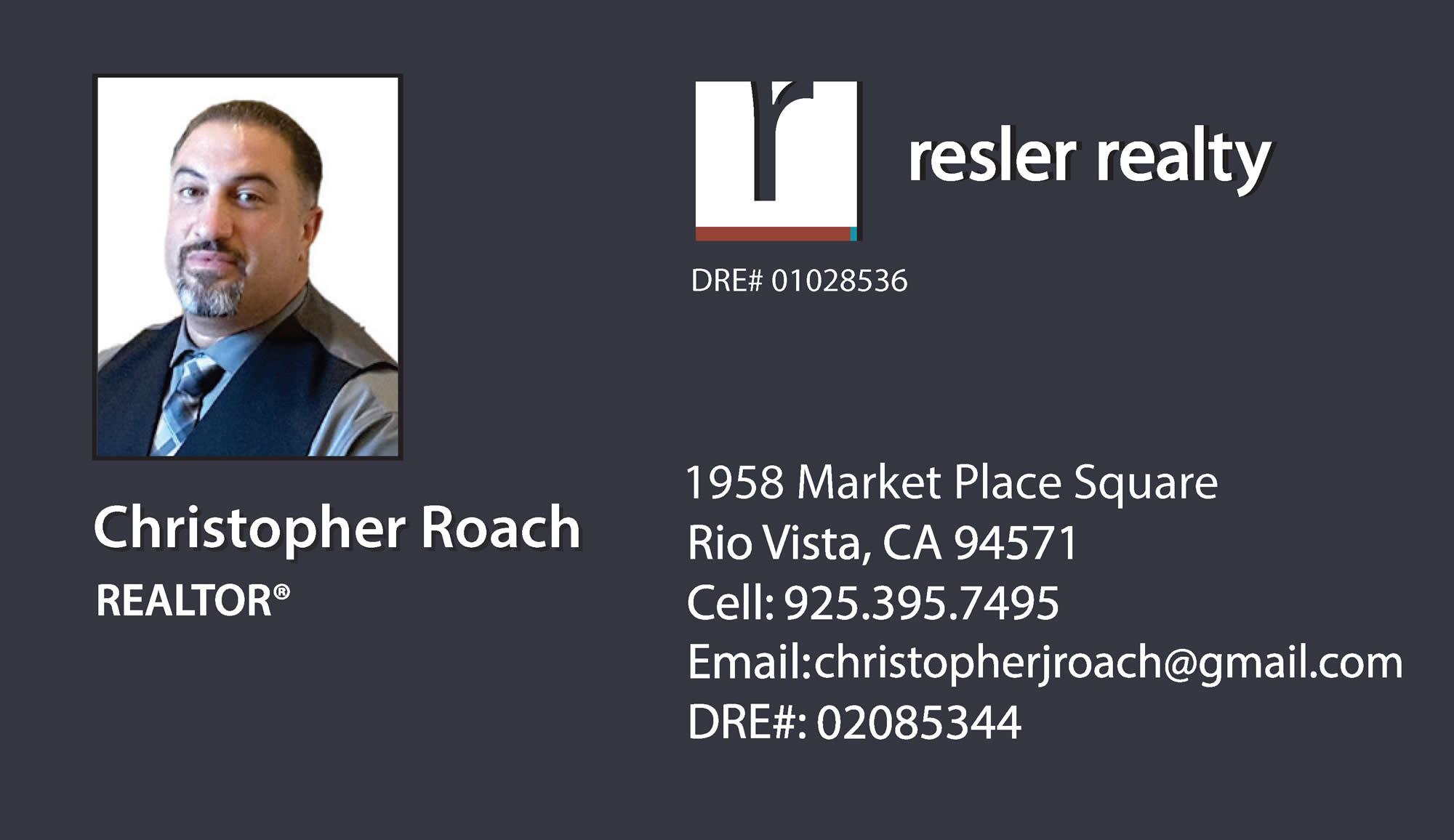 Christopher Roach
